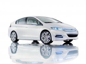 Ver foto 12 de Honda Insight Concept 2008