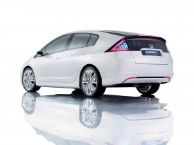 Ver foto 11 de Honda Insight Concept 2008