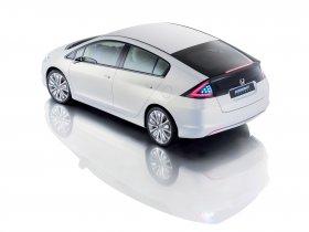 Ver foto 10 de Honda Insight Concept 2008
