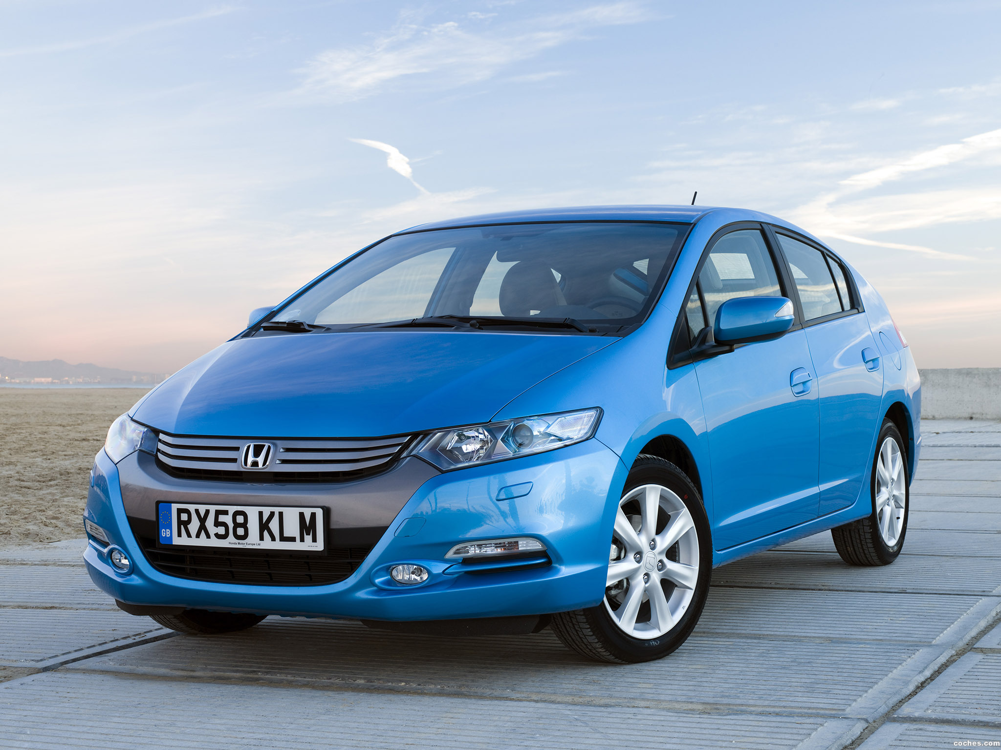 Foto 0 de Honda Insight UK 2009