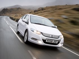 Ver foto 18 de Honda Insight UK 2009