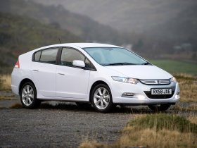 Ver foto 17 de Honda Insight UK 2009