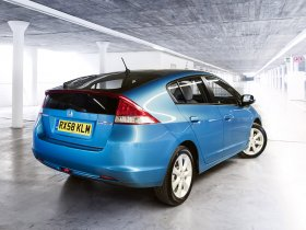 Ver foto 16 de Honda Insight UK 2009