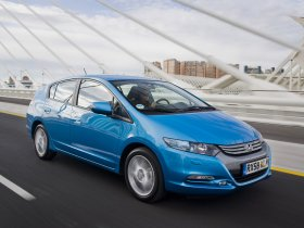 Ver foto 14 de Honda Insight UK 2009
