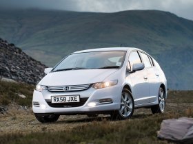 Ver foto 12 de Honda Insight UK 2009