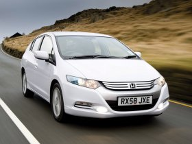 Ver foto 10 de Honda Insight UK 2009