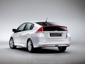 Ver foto 26 de Honda Insight UK 2009