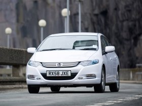 Ver foto 8 de Honda Insight UK 2009