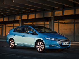 Ver foto 7 de Honda Insight UK 2009