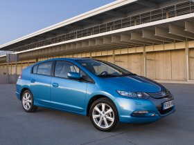Ver foto 6 de Honda Insight UK 2009