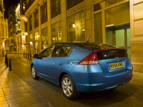 Ver foto 5 de Honda Insight UK 2009