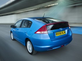 Ver foto 3 de Honda Insight UK 2009