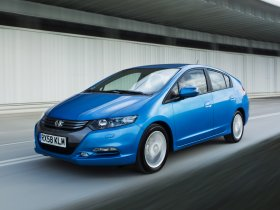 Ver foto 2 de Honda Insight UK 2009