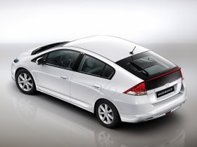 Ver foto 23 de Honda Insight UK 2009