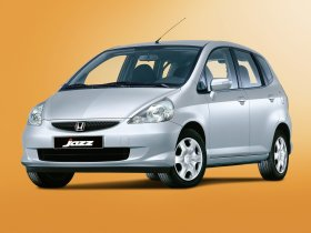 Fotos de Honda Jazz 2001