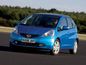 Fotos de Honda Jazz 2008