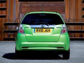 Ver foto 10 de Honda Jazz Hybrid 2010