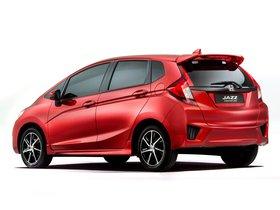 Ver foto 2 de Honda Jazz Prototype 2014