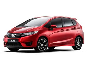 Fotos de Honda Jazz Prototype 2014