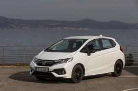 Fotos de Honda Jazz 2018