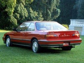 Ver foto 4 de Honda Legend 1986