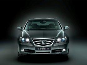 Ver foto 5 de Honda Legend KB1 2008