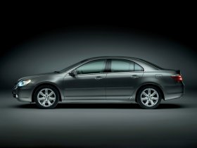 Ver foto 3 de Honda Legend KB1 2008