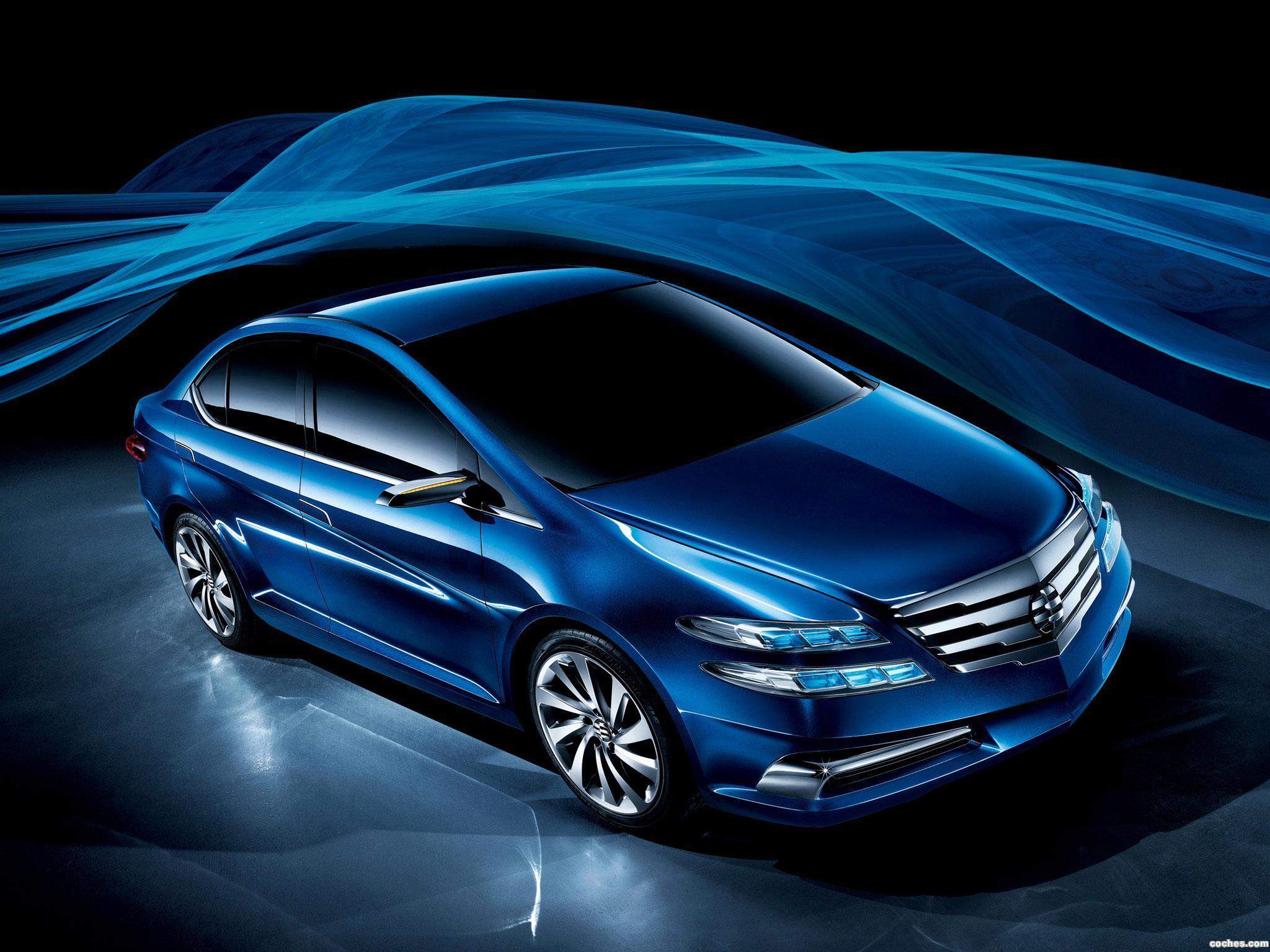 Foto 0 de Honda Linian Concept 2010