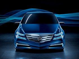 Ver foto 4 de Honda Linian Concept 2010