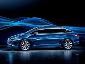 Ver foto 3 de Honda Linian Concept 2010
