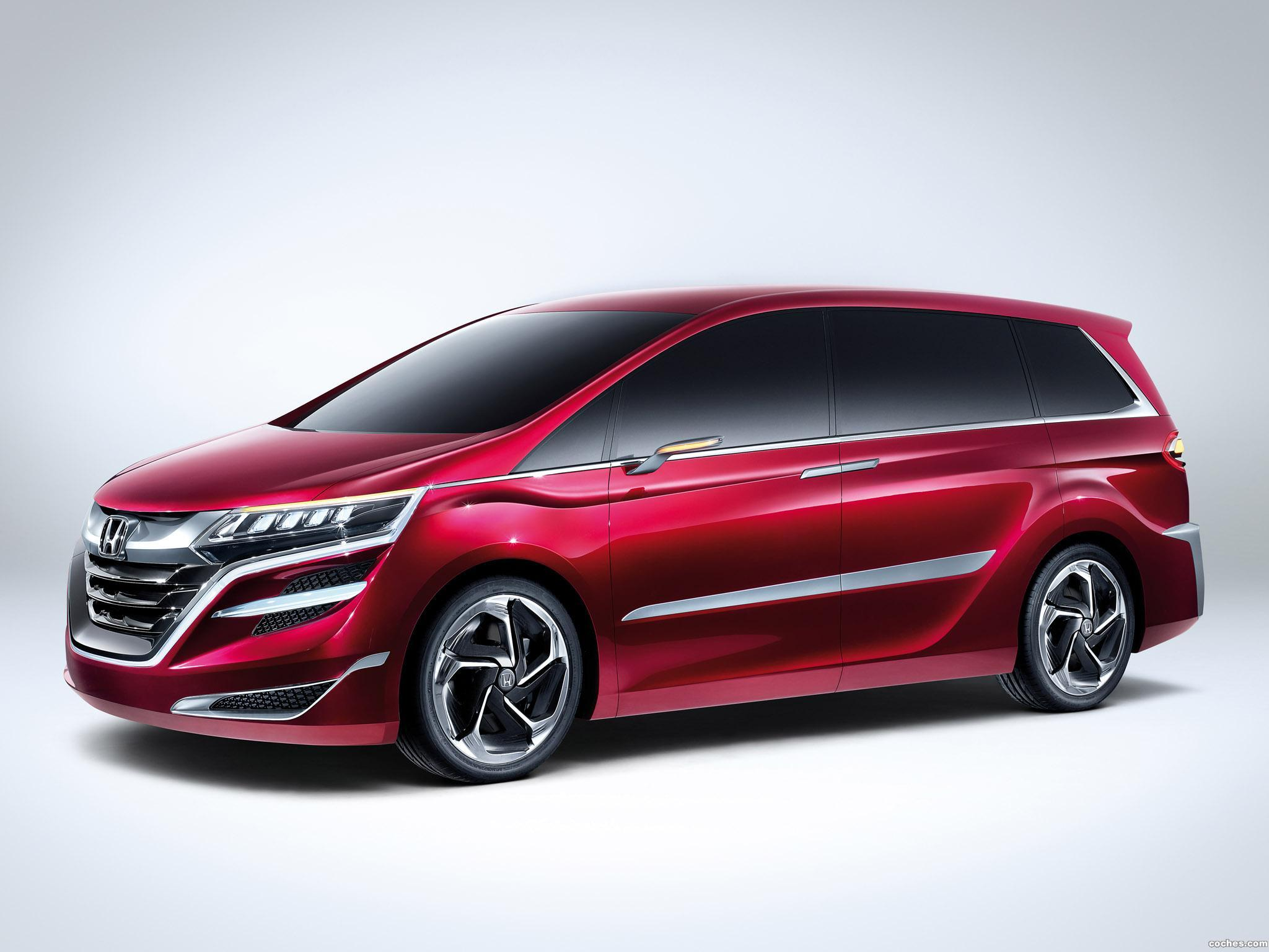 Foto 3 de Honda M Concept 2013
