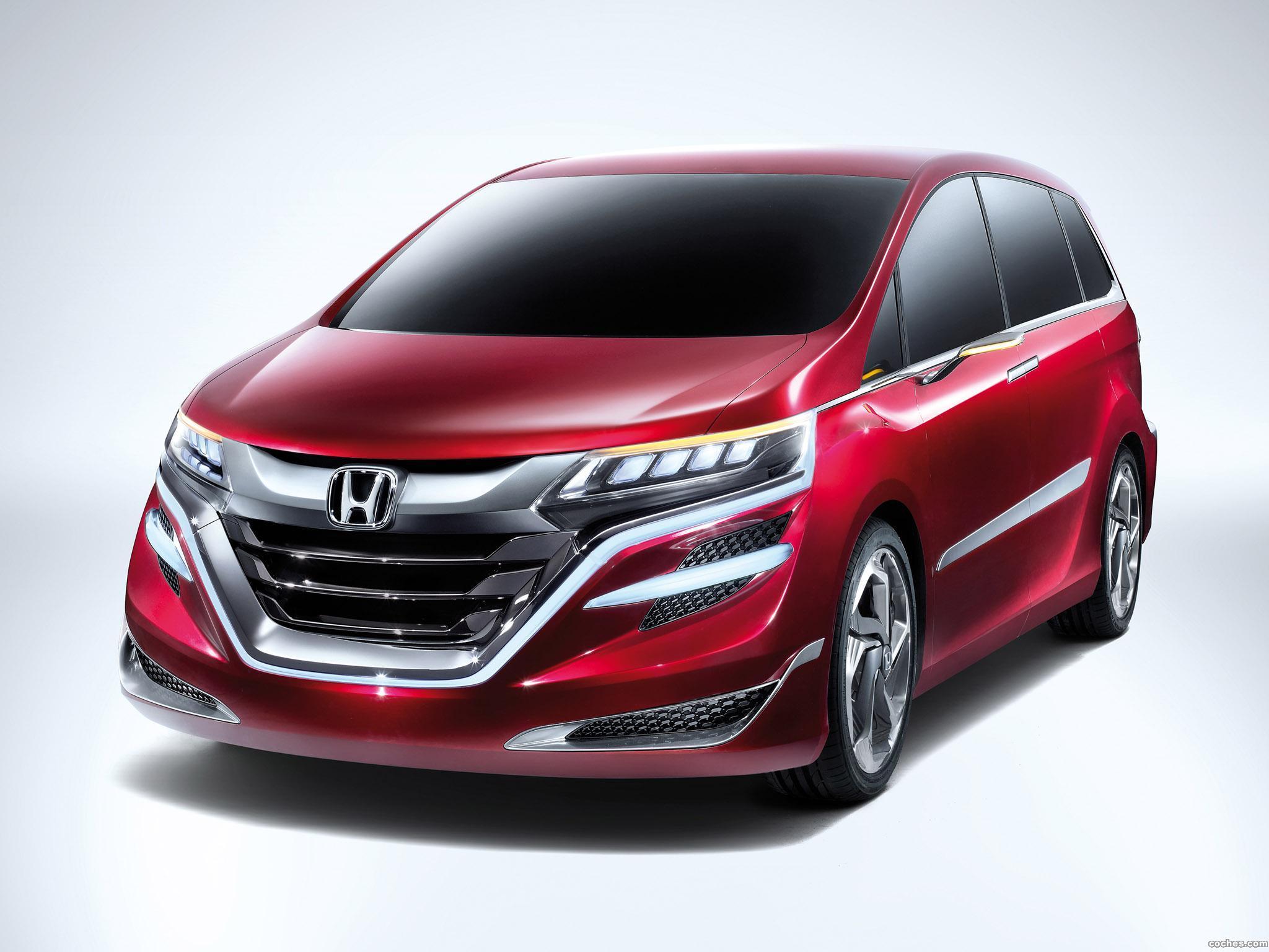 Foto 0 de Honda M Concept 2013