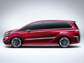 Ver foto 3 de Honda M Concept 2013