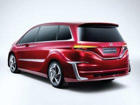 Ver foto 2 de Honda M Concept 2013