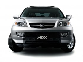 Ver foto 2 de Honda MDX 2001