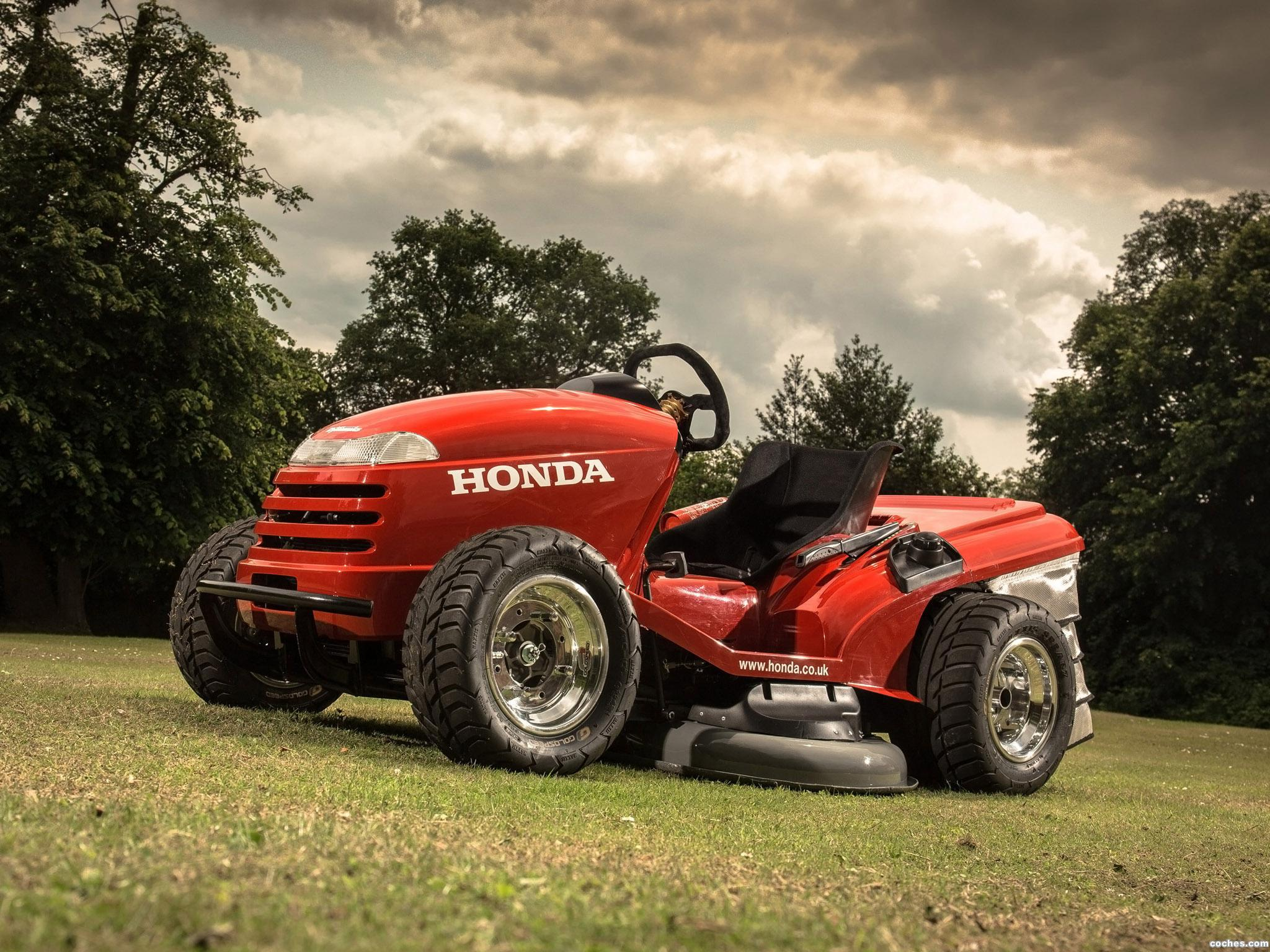 Foto 0 de Honda Mean Mower 2013
