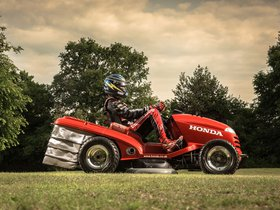 Ver foto 3 de Honda Mean Mower 2013