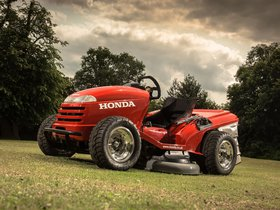 Fotos de Honda Mean Mower 2013