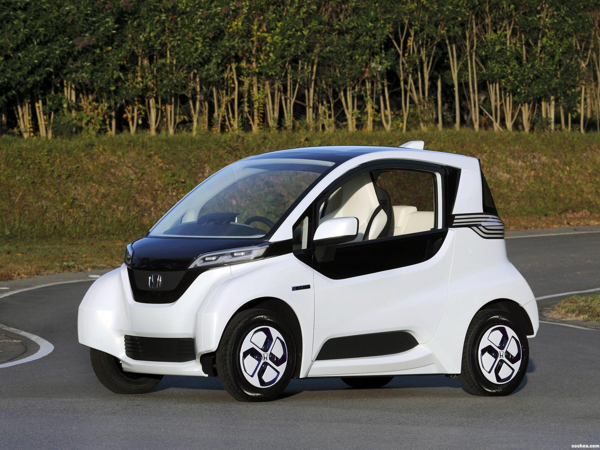 Foto 0 de Honda Micro Commuter Prototype 2012