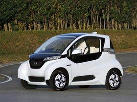 Ver foto 1 de Honda Micro Commuter Prototype 2012