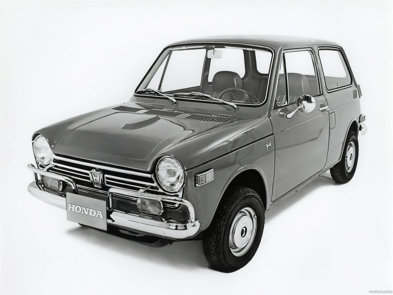 Foto 0 de Honda N600 1967