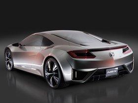 Ver foto 4 de Honda NSX Concept 2012
