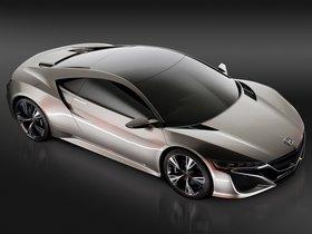 Ver foto 3 de Honda NSX Concept 2012