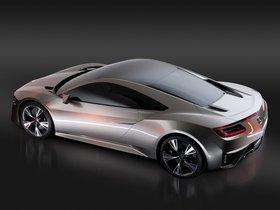 Ver foto 2 de Honda NSX Concept 2012