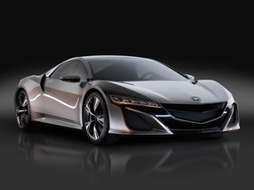 Ver foto 1 de Honda NSX Concept 2012