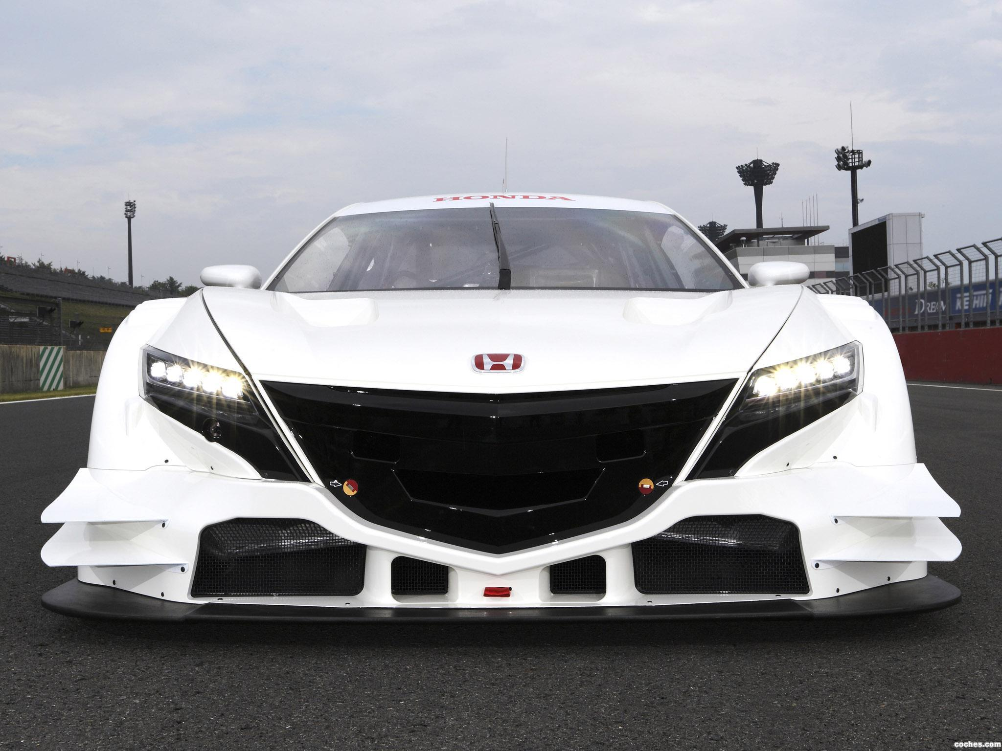 Foto 0 de Honda NSX GT Concept 2013