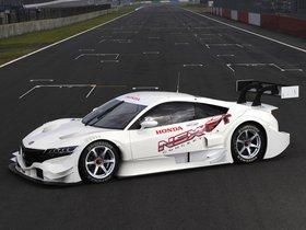 Ver foto 2 de Honda NSX GT Concept 2013