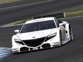 Ver foto 6 de Honda NSX GT Concept 2013