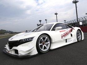 Ver foto 5 de Honda NSX GT Concept 2013