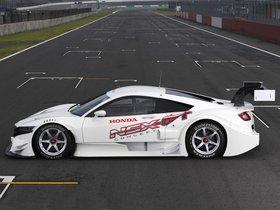 Ver foto 4 de Honda NSX GT Concept 2013
